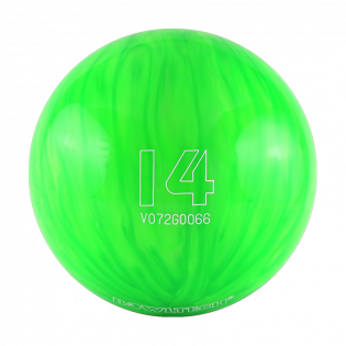BOWLTECH UNDRILLED UV URET H.BALL 14 LBS