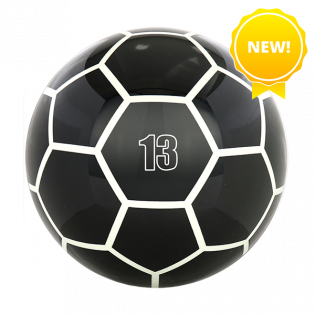 BOWLTECH SOCCER UV URET H.BALL 13 LBS