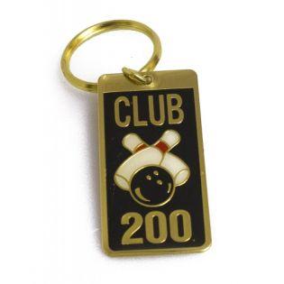 BRASS KEY RING 200 AWARD