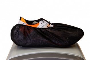 BOWLING BUDDIES SHOE COVER - X-LARGE (CASE OF 250 PAIRS)