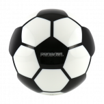 PRO BOWL SOCCER BALL BLACK/WHITE