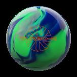 EBONITE TURBO/R BLUE/GREEN/SILVER
