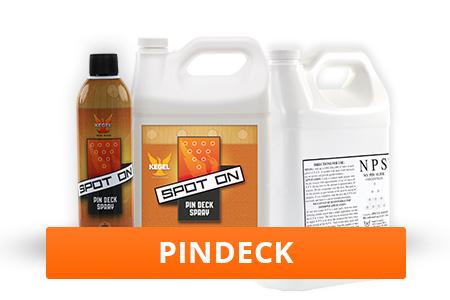 Lane Maintenance Pindeck