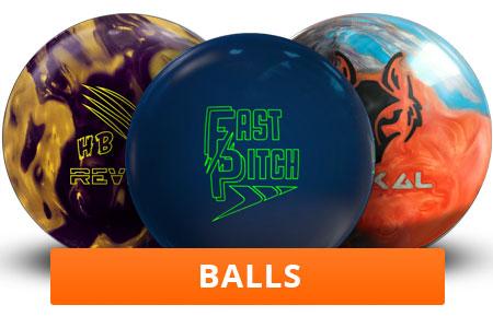 Pro Shop Category Balls